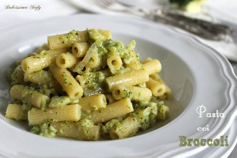 Pasta coi broccoli