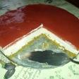Cheesecake alle Fragole senza philadelphia