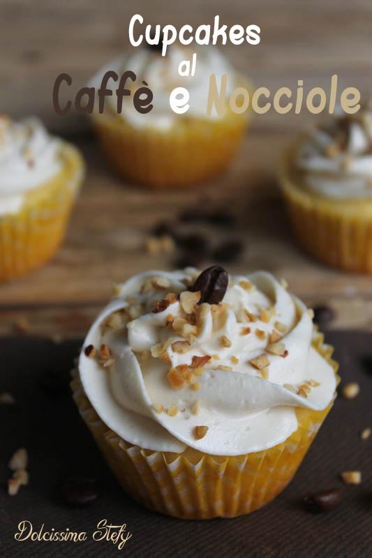 Cupcakes al Caffè e Nocciole