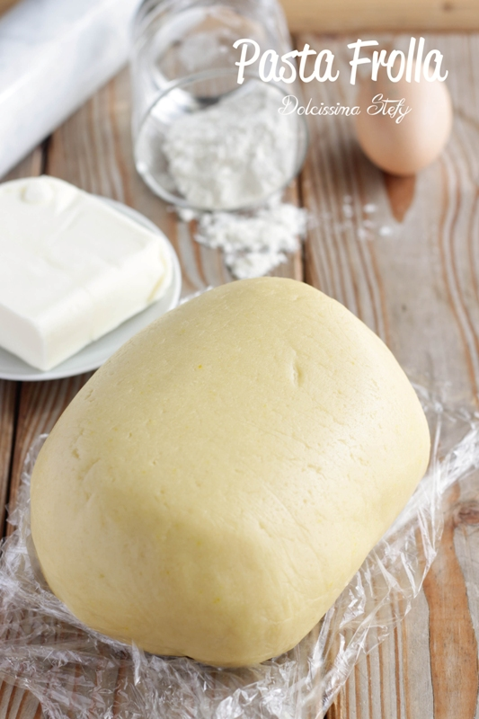Pasta frolla perfetta per la crostata dolcissima stefy for Pasta frolla planetaria