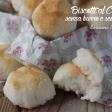 Biscotti al cocco senza burro,solo con albume