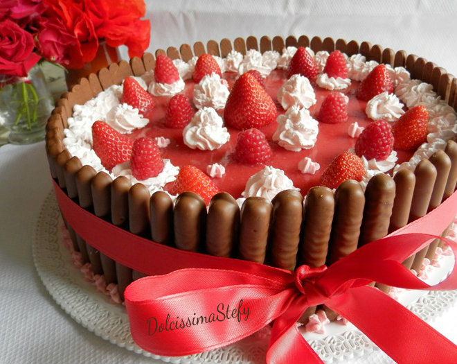 Cheesecake e Togo