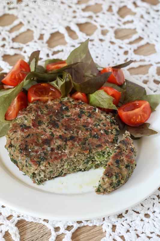 Ben noto Hamburger di Carne e Spinaci - le ricette di Dolcissima Stefy QD98
