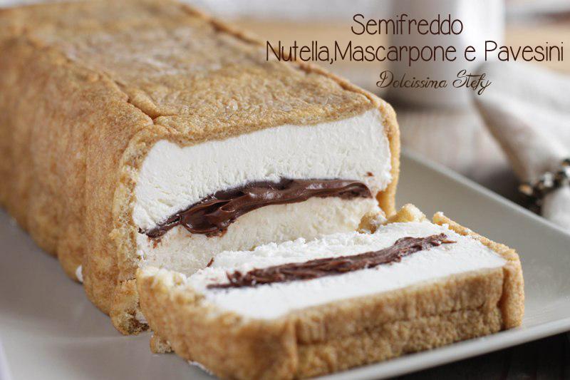 Ricette dolci semifreddo al mascarpone