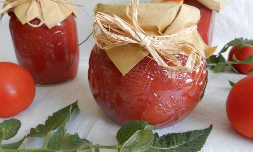 Passata di Pomodoro,ricetta fatta in casa