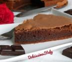 Torta Tenerina,ricetta dolce dal cuore morbido