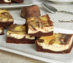 Brownies Cheesecake al Cioccolato