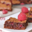 Brownies ai Lamponi