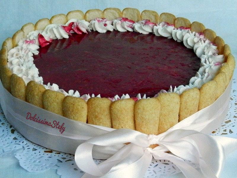 cheesecake ai frutti di bosco ricetta senza cottura
