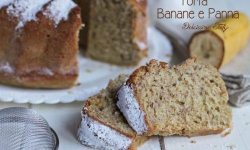 Torta di Banane e Panna