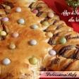 Albero di Pan Brioche alla Nutella,ricetta di Natale con Tutorial