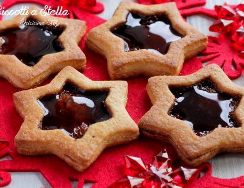 Biscotti alla Nutella e Caramello,ricetta di Natale