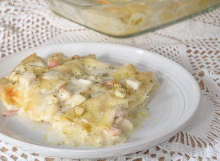 Lasagne di Pesce