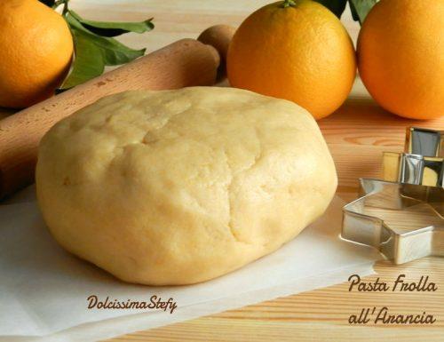 Pasta Frolla alle Arance