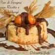 Pan di Spagna con Ricotta e Alchechengi