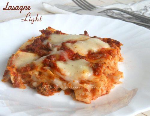 Lasagne Light