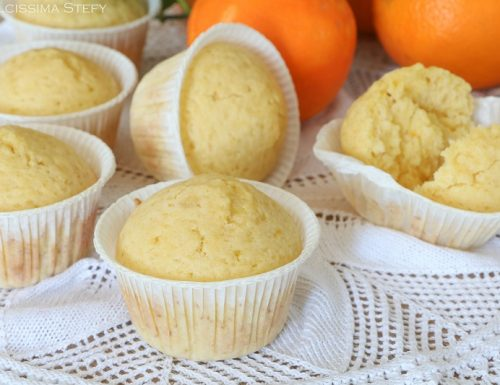 Muffin alle Arance