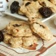 Biscotti Integrali alle Prugne secche