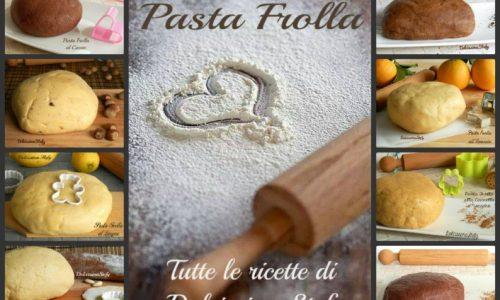 Ricettario Gratuito sulla Pasta Frolla