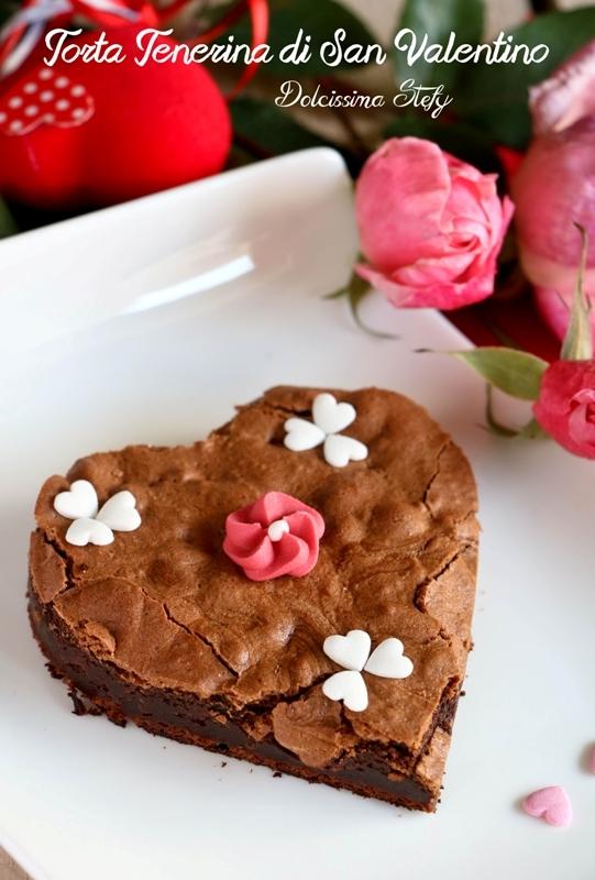Torta Tenerina di San Valentino