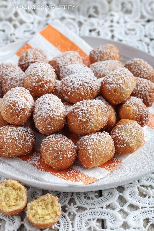Castagnole, ricette per carnevale di Dolcissima Stefy