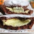 Crostata al Cioccolato e Crema all'Arancia