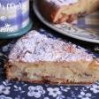Torta di Mele e Uvetta,ricetta senza burro