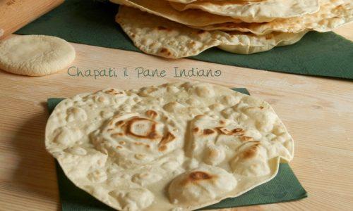 Chapati,il Pane Indiano