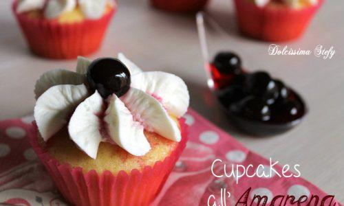 Cupcakes con Amarena