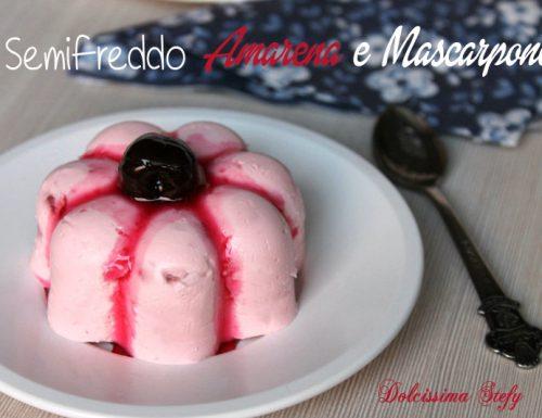 Semifreddo Amarena e Mascarpone