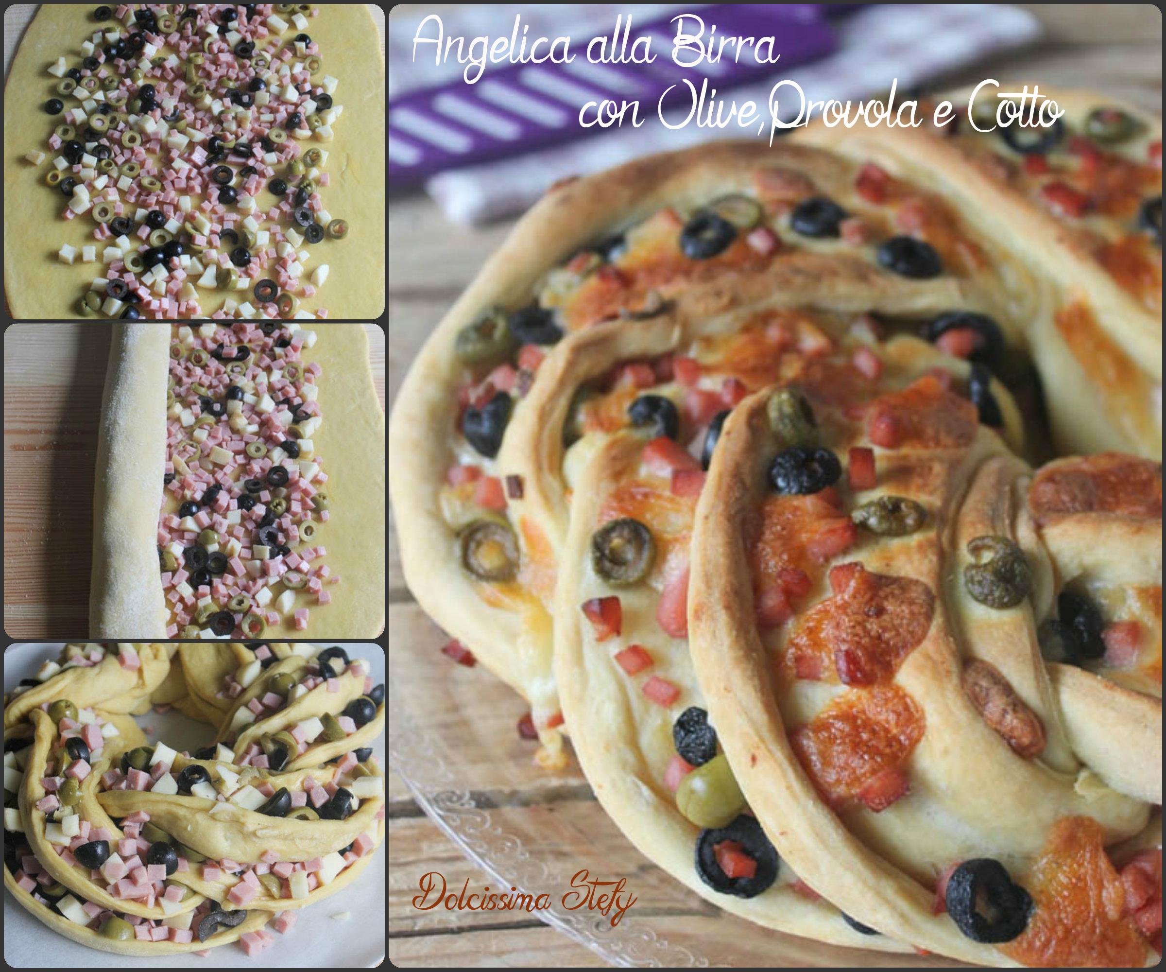 Angelica alla Birra,ricetta e tutorial