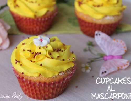 Cupcakes al Mascarpone