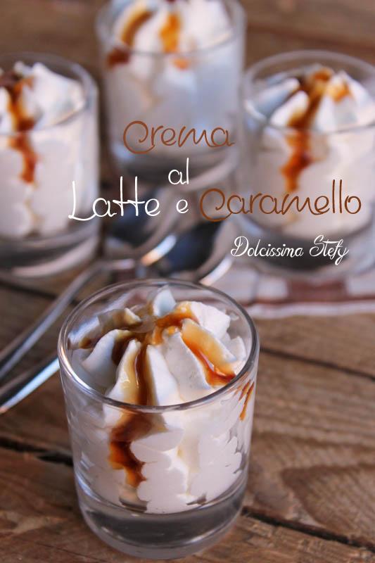 Crema al Latte e Caramello