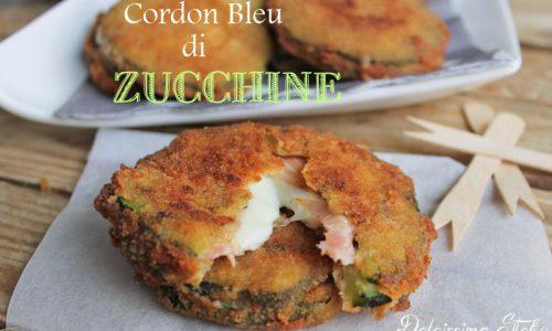 Cordon Bleu di Zucchine filanti