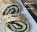 Rotolo di Mozzarella e Spinaci