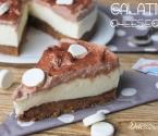 Cheesecake Galatine e Cioccolato