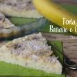 Torta Banane e Cocco,ricetta senza burro