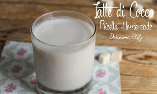 Latte di Cocco,ricetta Homemade
