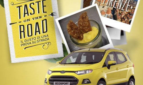 Io,Sonia Peronaci,Firenze e la nuova Ford EcoSport