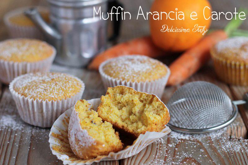 Muffin Arancia e Carota