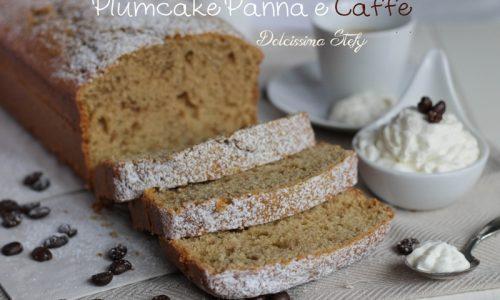 Plumcake Panna e Caffè