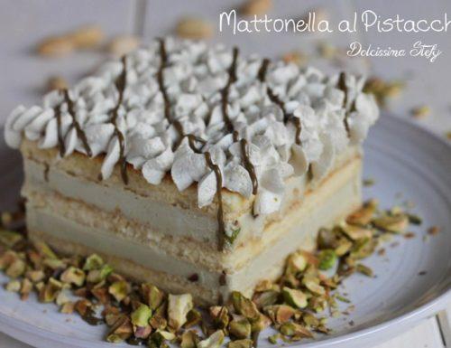 Mattonella al Pistacchio