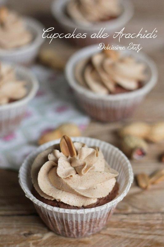 Cupcakes alle Arachidi