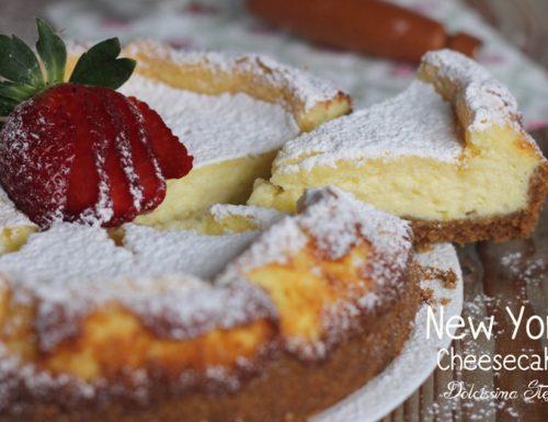 New York Cheesecake, ricetta originale