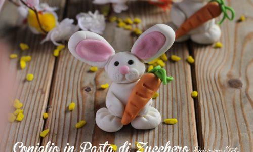 Coniglio in Pasta di Zucchero, Tutorial