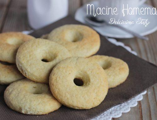 Macine, ricetta Homemade