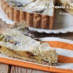 Crostata Arancia e Cioccolato