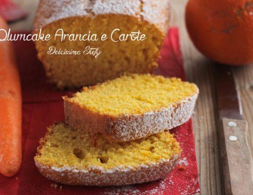 Plumcake alla Carota e Arancia