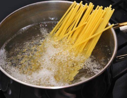 Acqua di Cottura della Pasta, come possiamo riutilizzarla