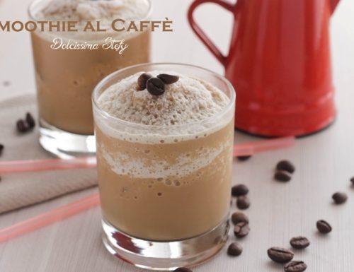 Smoothie al Caffè e Latte di Mandorla